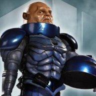Commander Strax